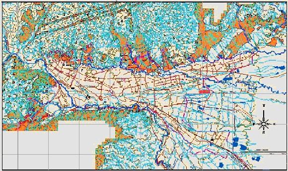 Evaluacin de Zonas con posible amplificacin topogrfica y