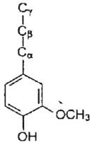 Estructura química de la lignina